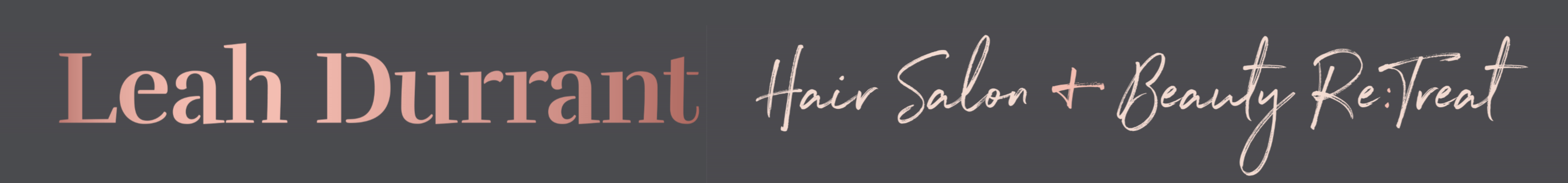 Leah Durrant Hair and Beauty Salon in Chertsey, Surrey