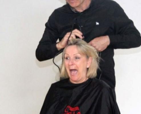 charity work we do at Leah Durrant Hair